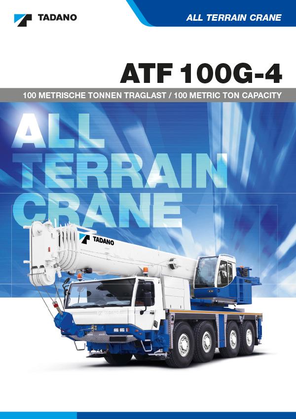 ATF-100G-4-100t-kran