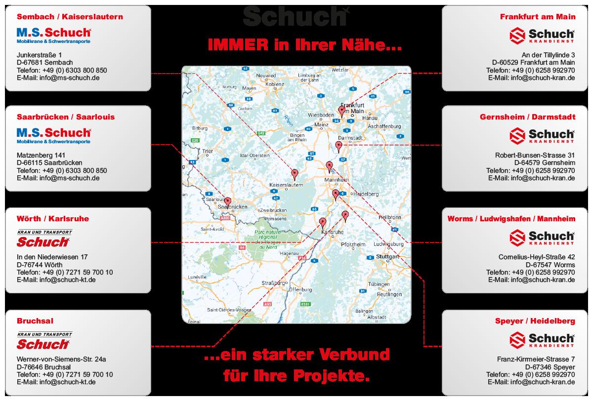 Standortkarte-Schuch-Krandienst-Transport-Autokran